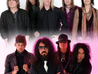 Kix and Quiet Riot at the Arada Theatre on September 7, 2019