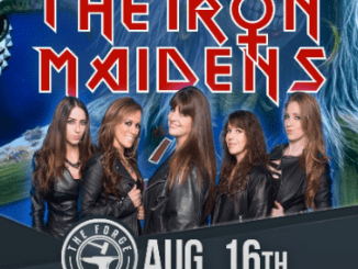 The Iron Maidens at The Forge on August 16, 2019