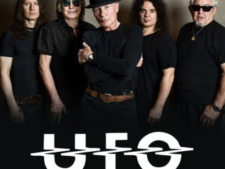 UFO at the Arcada Theater