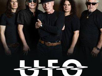 UFO at the Arcada Theater