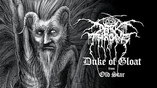 Darkthrone releases new song, Duke Of Gloat