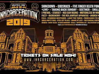 inkarceration 2019 July 12-14, 2019 at Ohio State Reformatory (a.k.a. Shawshank Prison) in Mansfield, Ohio