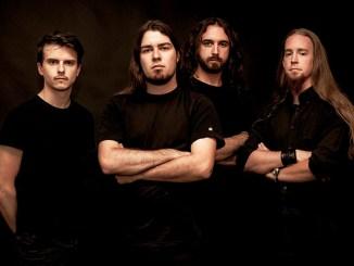 Fractal Universe band - 4 men in black