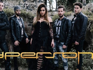 Hypersonic, with their new singer, Eleonora