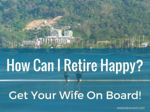 How Can I Retire Happy? - Rebel Retirement