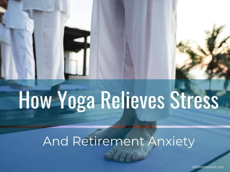 Yoga Relieves Stress and Anxiety in Older Adults