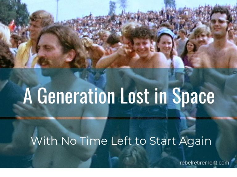 A Generation Lost In Space