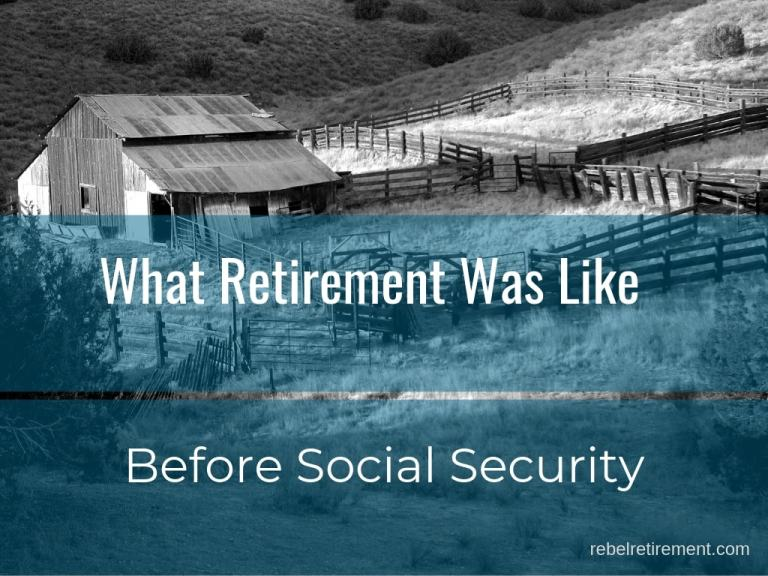 What Was Retirement Like Before Social Security? [A Brief History]