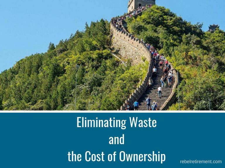 Eliminating Waste and the Cost of Ownership