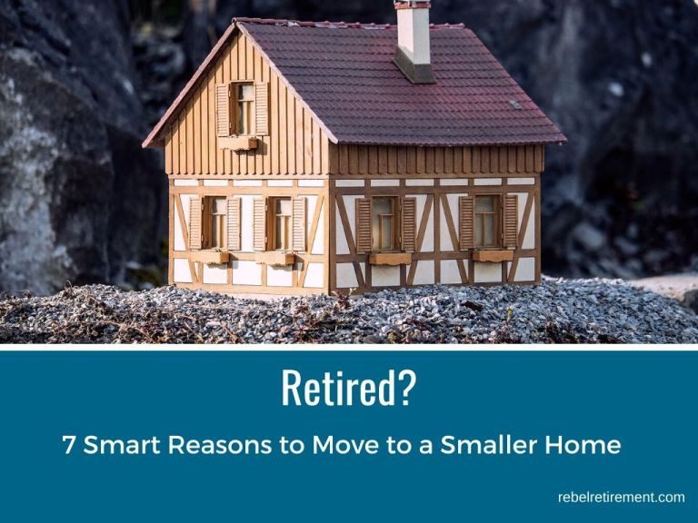 Retired? 7 Smart Reasons to Move to a Smaller Home
