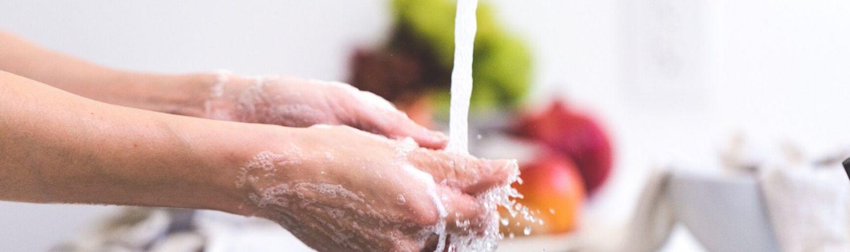 Washing Hands - Coronavirus - Rebel Retirement