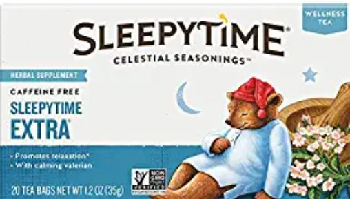 Sleepytime Tea - Rebel Retirement
