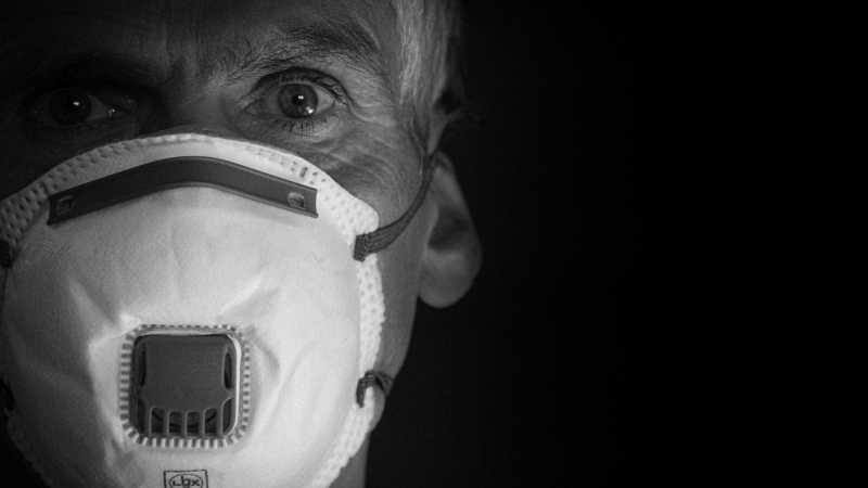 Older Adult Mask - Rebel Retirement