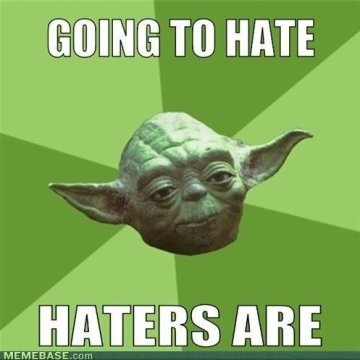 Yoda Haters