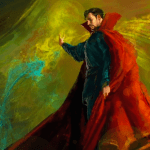 Official DOCTOR STRANGE concept art revealed