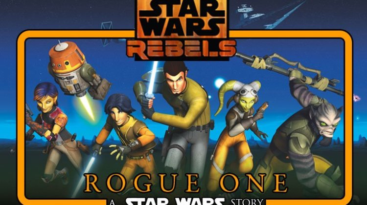 Star Wars Rebels Rogue One