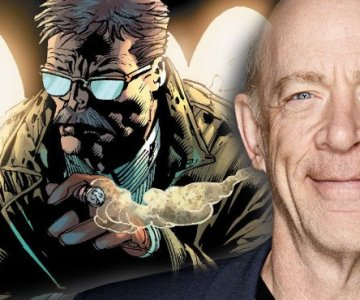 J.K. Simmons To Play 'Commissioner Jim Gordon' In JUSTICE LEAGUE