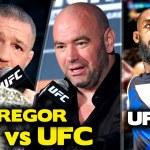 Conor McGregor vs. UFC, Junior Dos Santos, Don Frye, Elias Cepeda + UFC 197 – Submission Radio #90