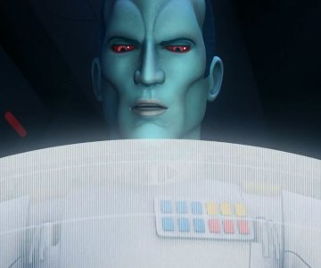 "Star Wars Rebels Season 3 ""Enter Thrawn"" Trailer"