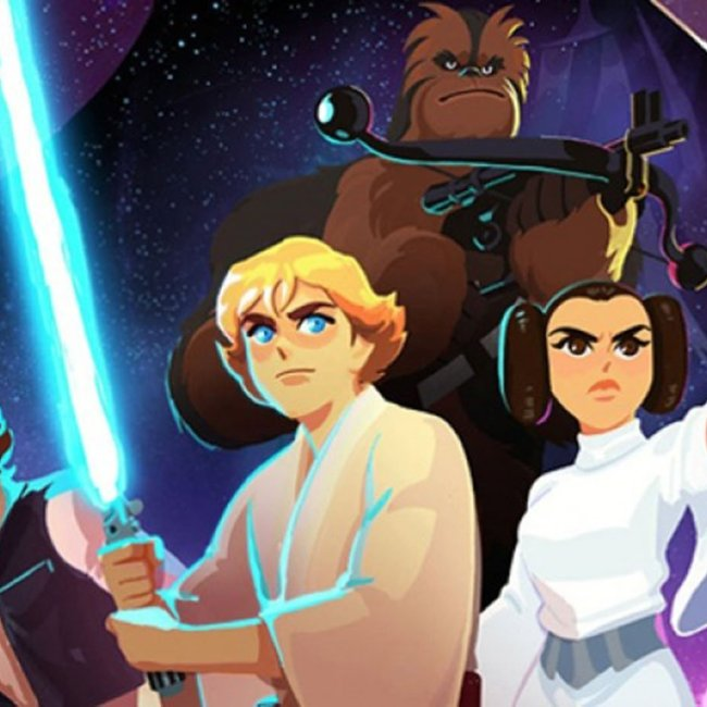 Star Wars Galaxy of Adventures - All Episodes