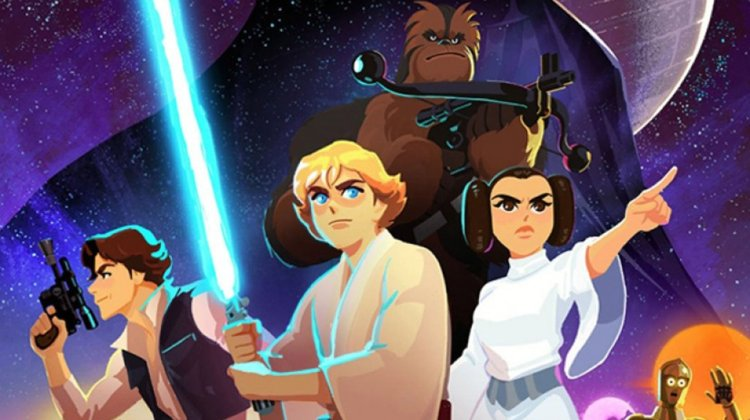 Star Wars Galaxy of Adventures - All Episodes