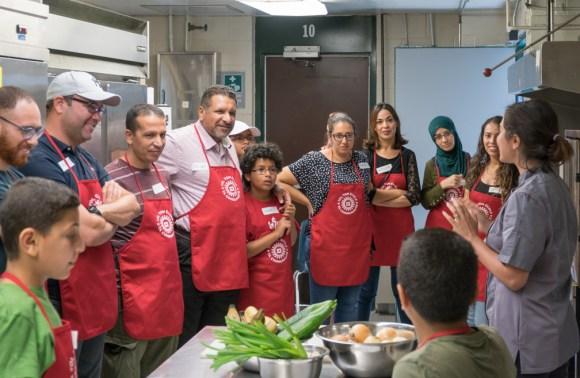 Food Project: A little International Village Feast