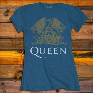Queen logo damska
