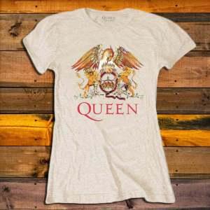 Queen classic logo damska