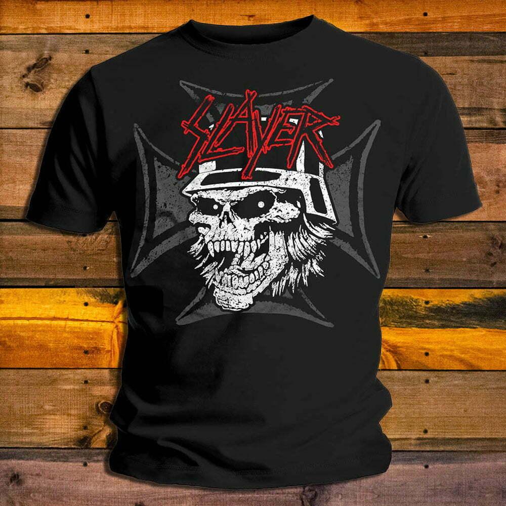 Slayer Graphic Skull