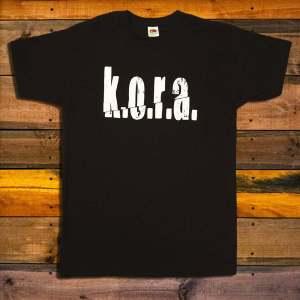 Тениска K.O.R.A. Logo