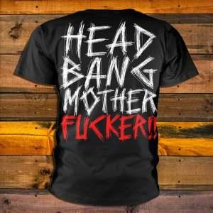 Тениска Machine Head Bang Your Head