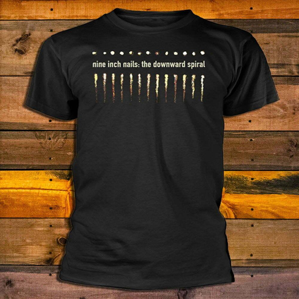 Тениска Nine Inch Nails The Downward Spiral