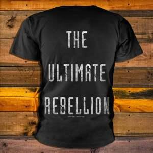 Тениска Dark Tranquillity The Ultimate Rebellion