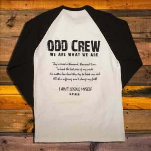 Тениска с дълъг ръкав Odd Crew S.P.R.F. Fist