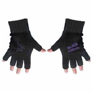 Ръкавици без пръсти Black Sabbath