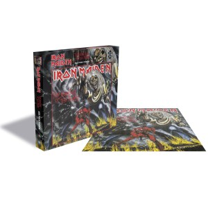 Пъзел Iron Maiden The Number Of The Beast