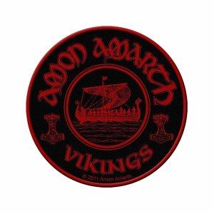 Нашивка Amon Amarth Vikings