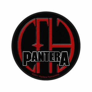 Нашивка Pantera CFH
