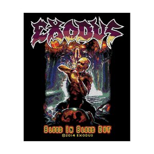 Нашивка Exodus Blood in Blood Out