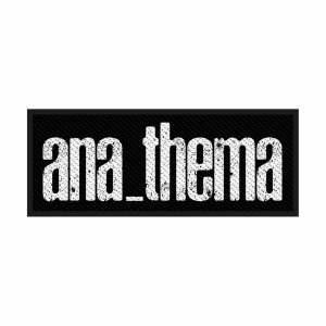 Нашивка Anathema Logo