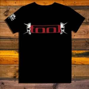Тениска Tool Skull Spikes