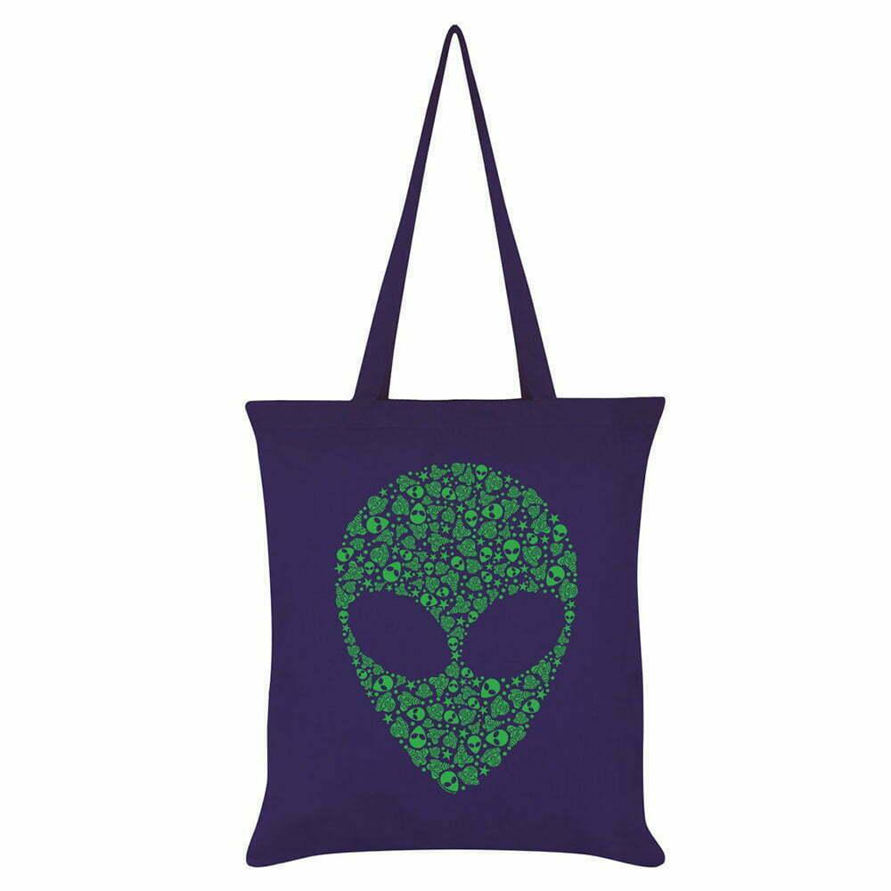 Платнена чанта Graphic Alien
