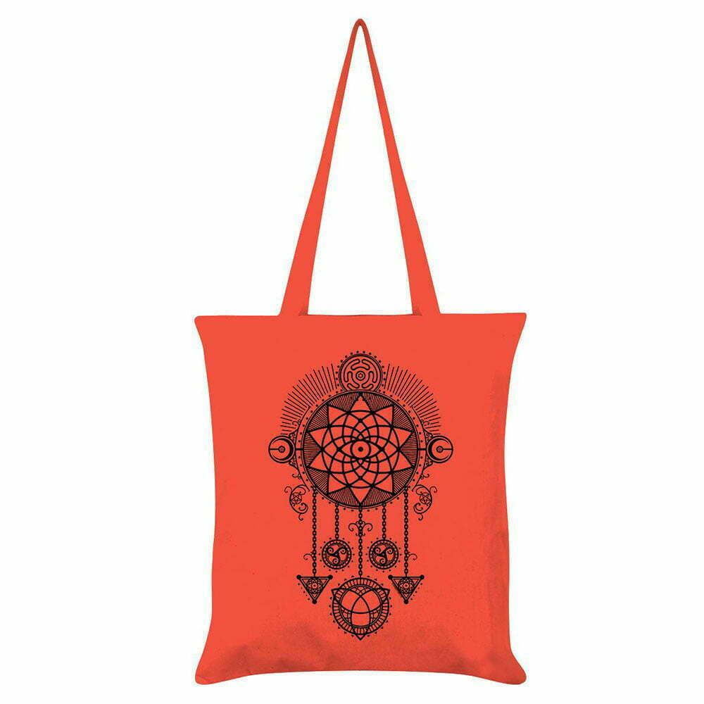 Платнена чанта Mystical Dreamcatcher