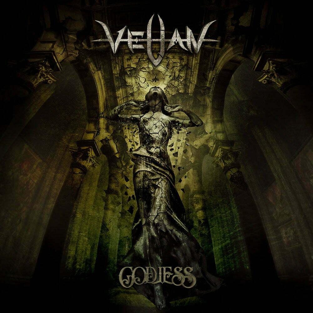Velian Godless CD