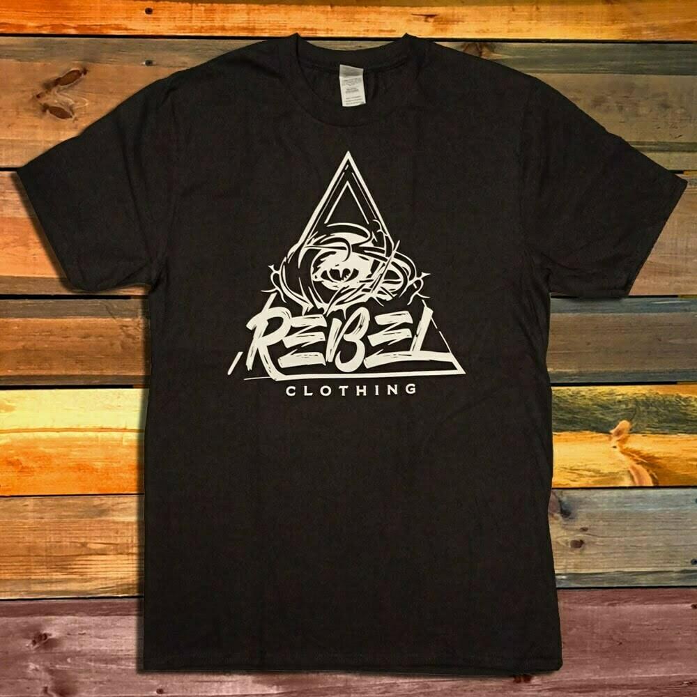 Тениска Rebel Clothing Eye