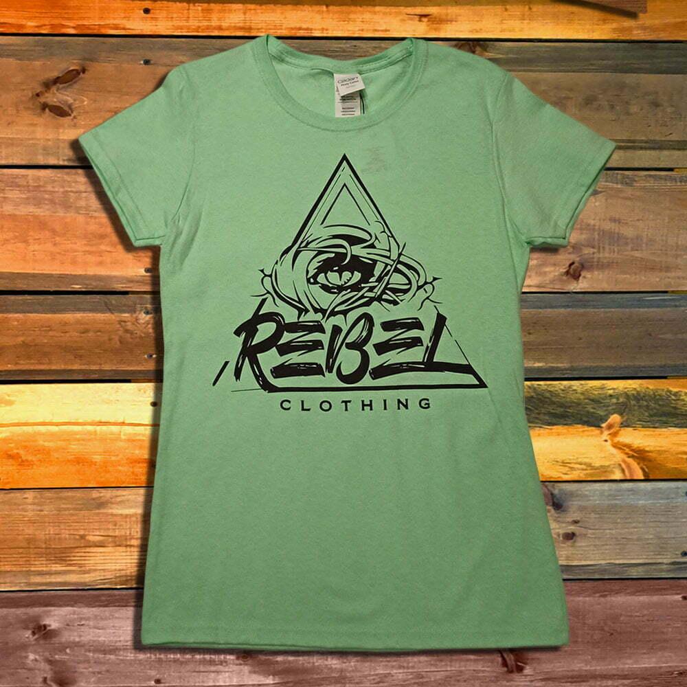 Дамска Тениска Rebel Clothing Eye