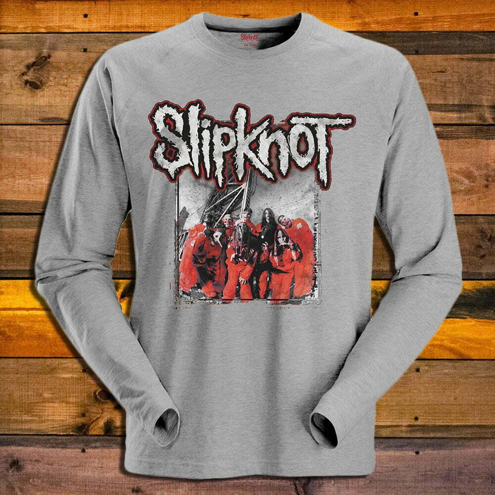Блуза с дълъг ръкав Slipknot - Slipknot