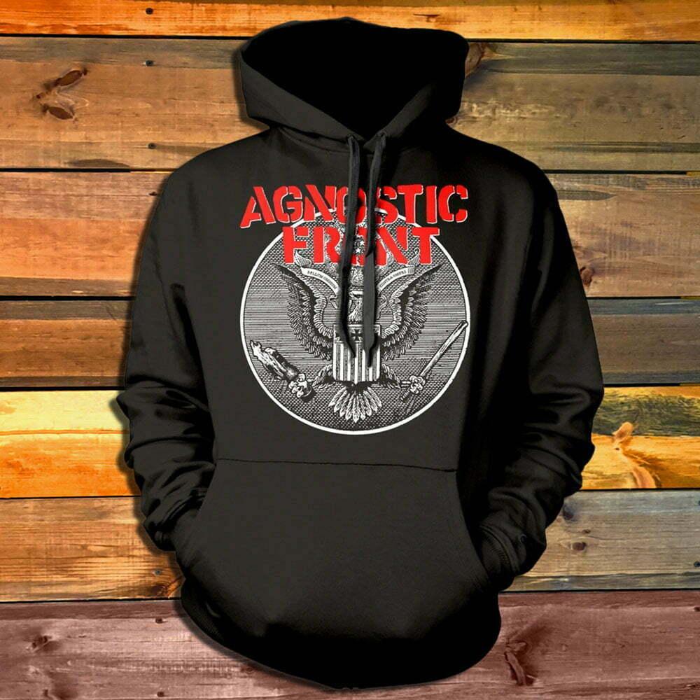 Суитчър Agnostic Front Against All Eagle