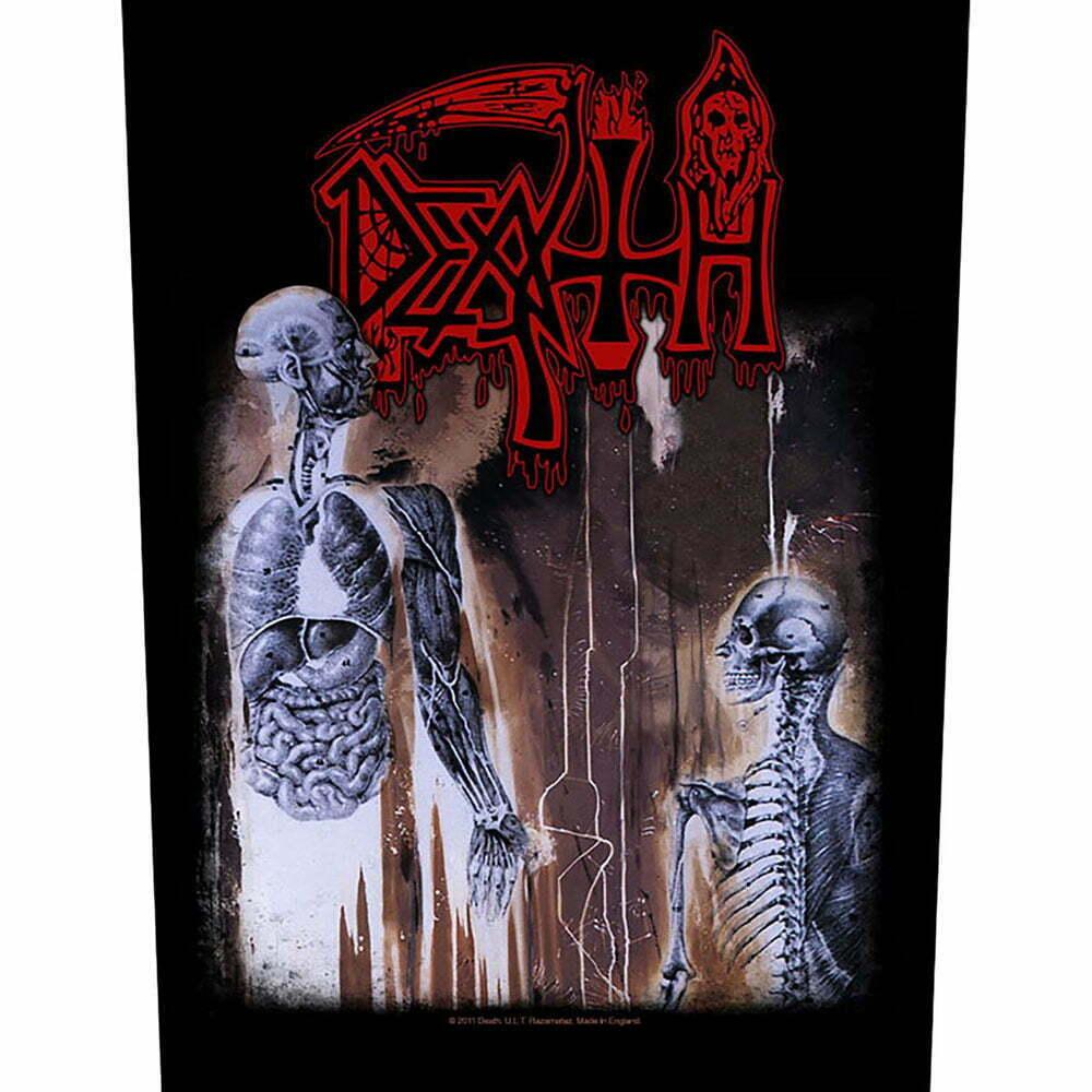Гръб Death Human