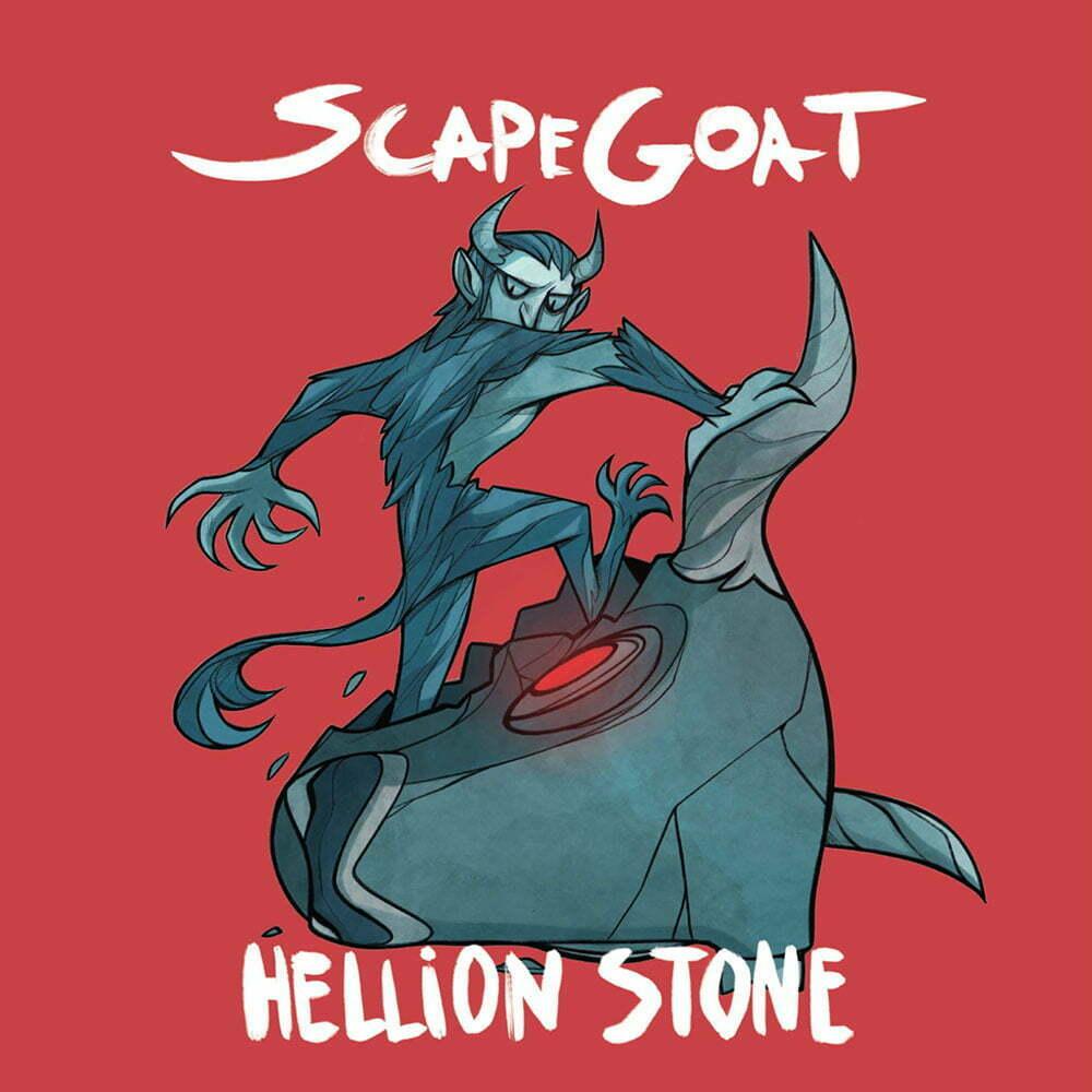 Hellion Stone Scapegoat CD